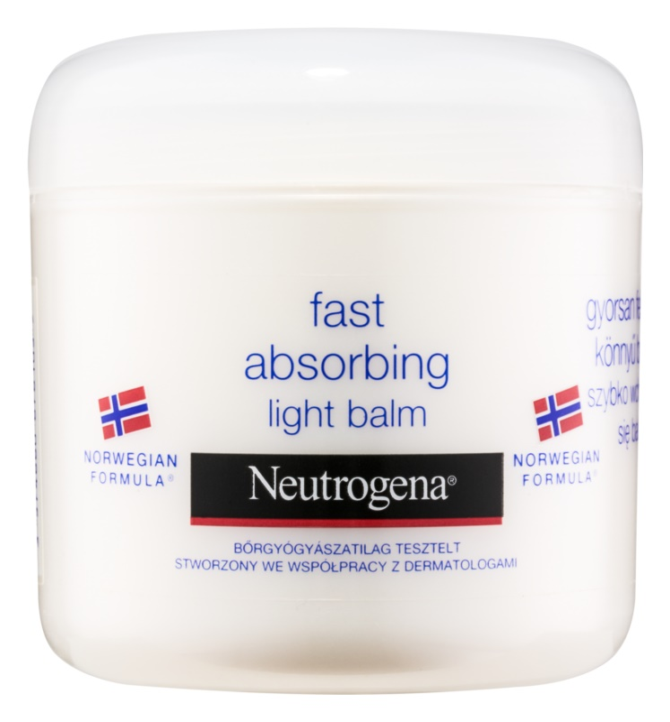 Neutrogena Norwegian Formula® Deep Moisture Fast Absorbing Body Balm