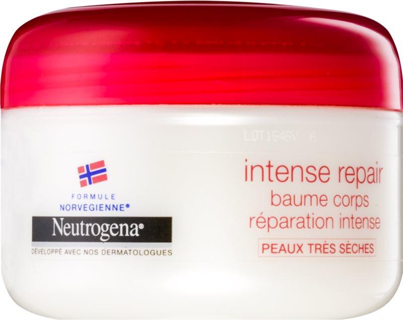 Neutrogena Norwegian Formula® Intense Repair bálsamo corporal reparación intensa para pieles muy secas