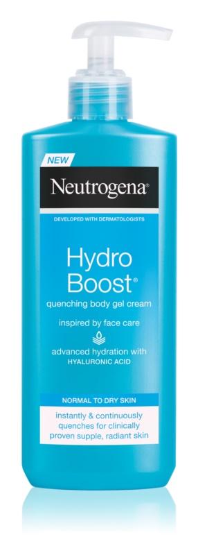 Neutrogena Hydro Boost® Body hidratáló testkrém