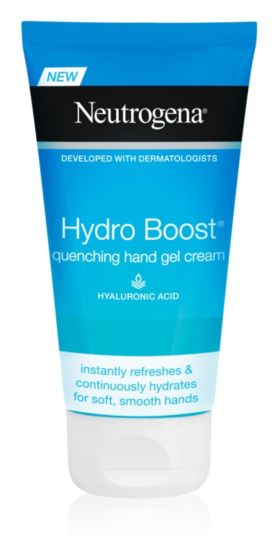 Neutrogena Hydro Boost® Body крем для рук