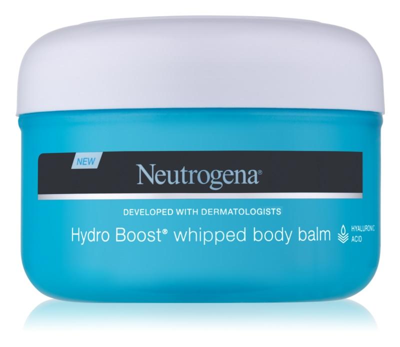 Neutrogena Hydro Boost® Body бальзам для тіла