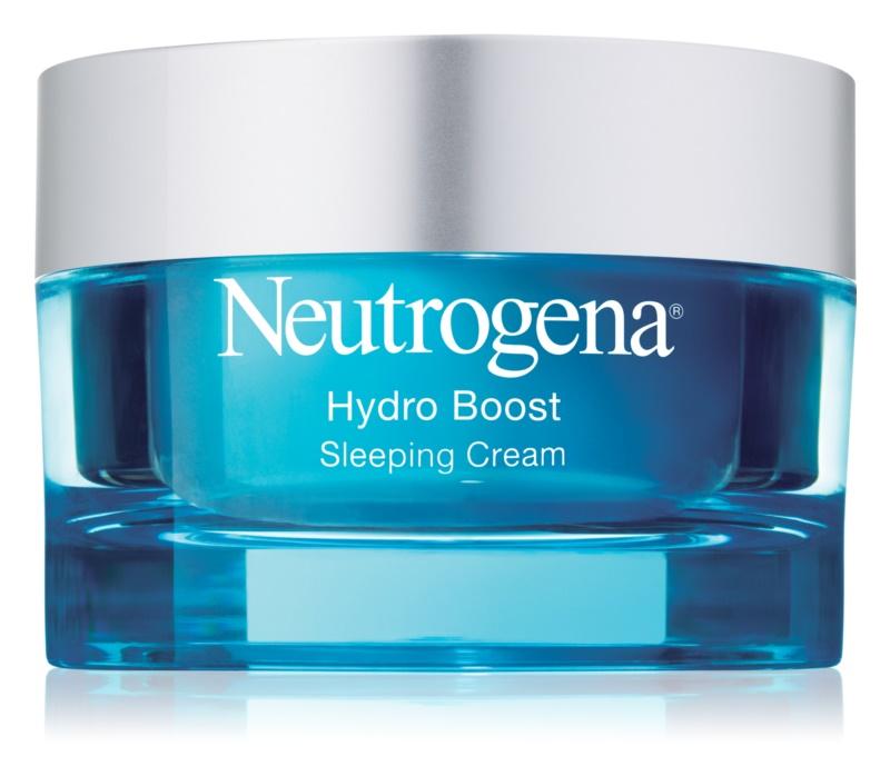 Neutrogena Hydro Boost® Face nočna vlažilna maska