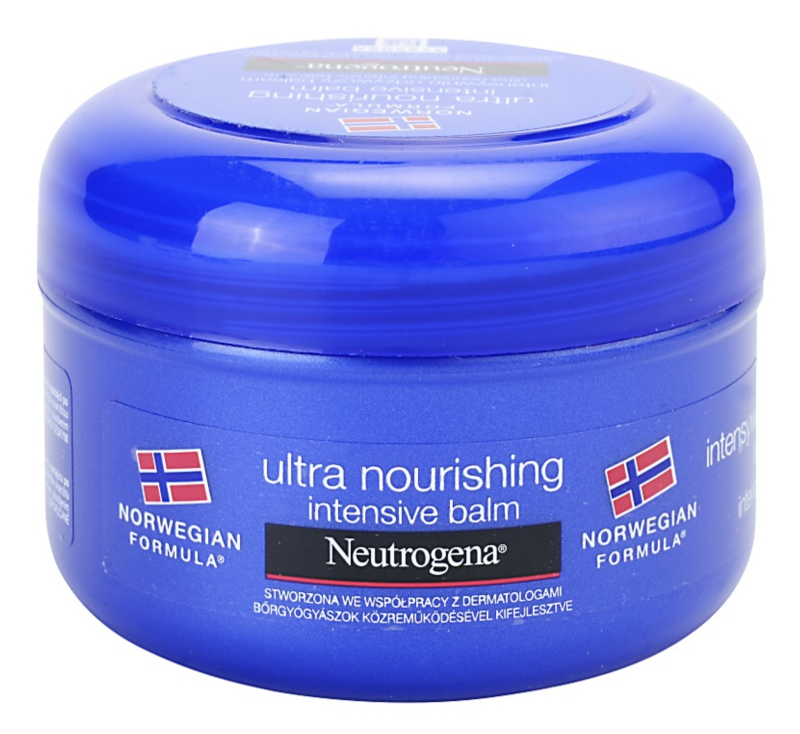 Neutrogena Norwegian Formula® Ultra Nourishing ultra výživný intenzivní balzám