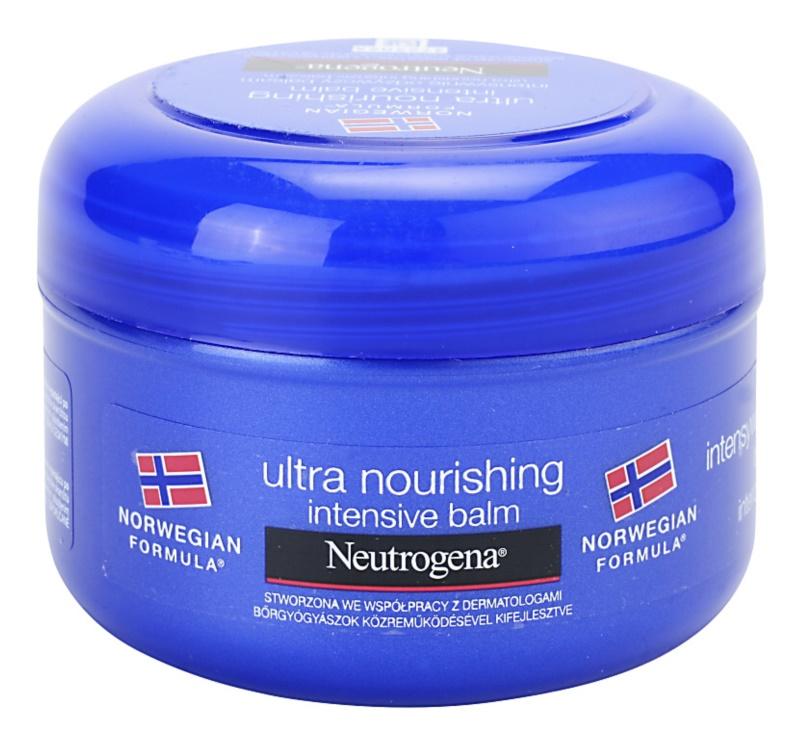 Neutrogena Norwegian Formula® Ultra Nourishing ultra výživný intenzívny balzam