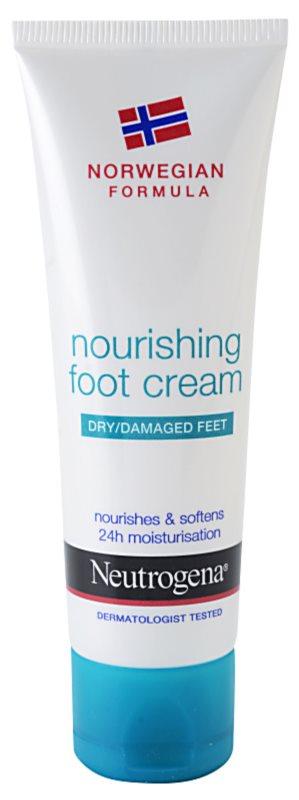 Neutrogena Norwegian Formula® Ultra Nourishing crema nutritiva para pies