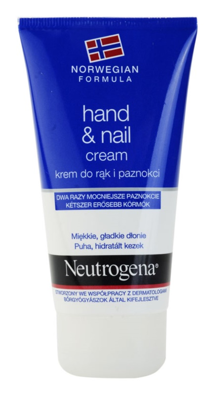 Neutrogena Hand Care crema para manos y uñas