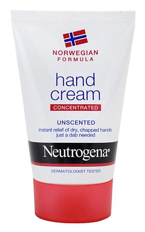 Neutrogena Hand Care crema de maini fara parfum