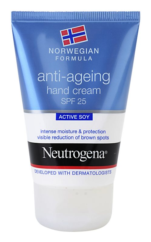 Neutrogena Hand Care Anti - Ageing Hand Cream SPF 25