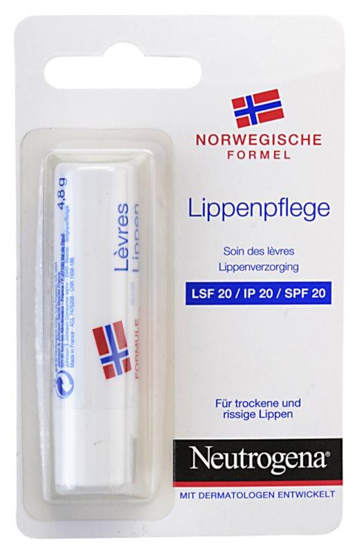 Neutrogena Lip Care balzam na pery SPF 20