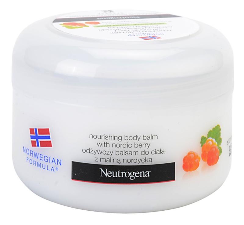 Neutrogena Norwegian Formula® Nordic Berry Nourishing Body Balm For Dry Skin
