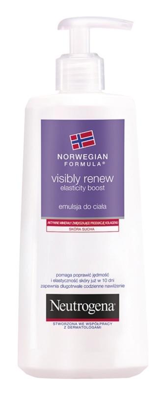 Neutrogena Norwegian Formula® Visibly Renew tělové mléko