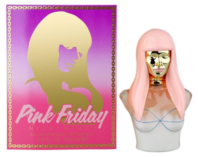Nicki Minaj Pink Friday eau de parfum para mujer 100 ml
