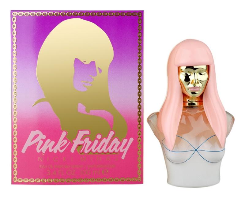 Nicki Minaj Pink Friday Eau de Parfum para mulheres 100 ml