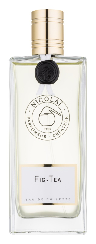 Nicolai Fig Tea woda toaletowa unisex 100 ml