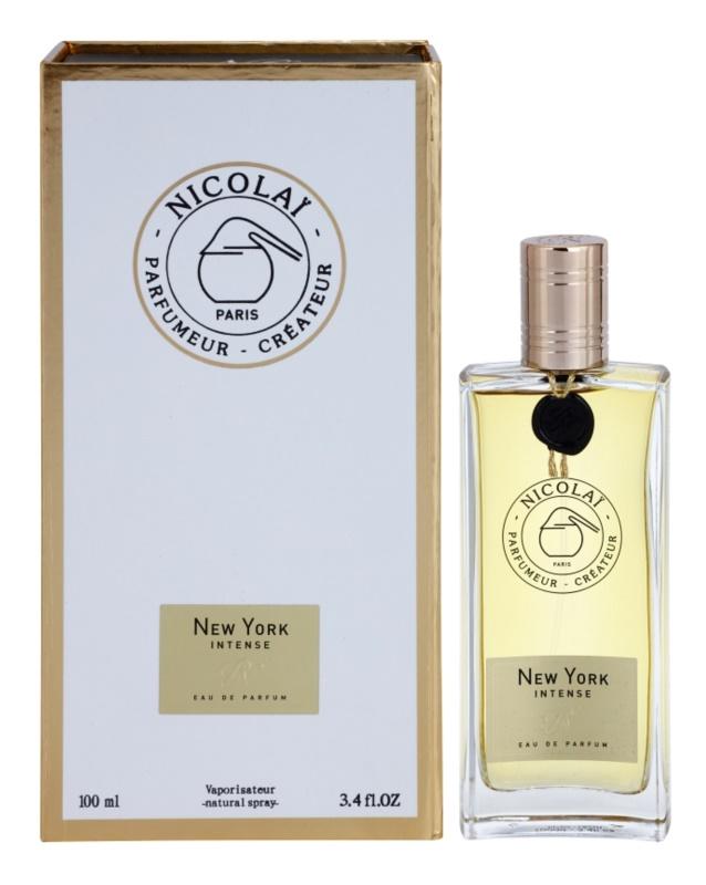 Nicolai New York Intense woda perfumowana unisex 100 ml