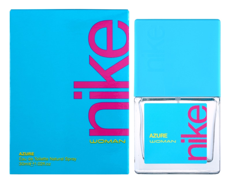 Nike Azure Woman Eau de Toilette Damen 30 ml
