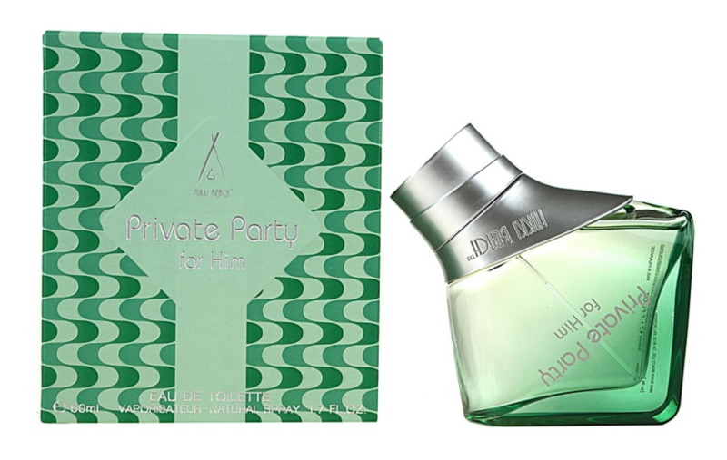Nikki Beach Private Party for Him eau de toilette per uomo 50 ml