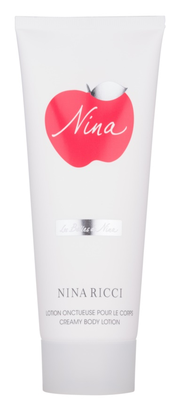 Nina Ricci Nina latte corpo per donna 200 ml