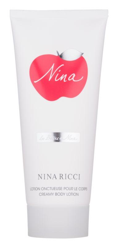 Nina Ricci Nina telové mlieko pre ženy 200 ml