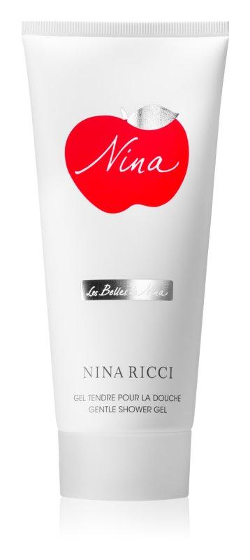 Nina Ricci Nina gel de ducha para mujer 200 ml