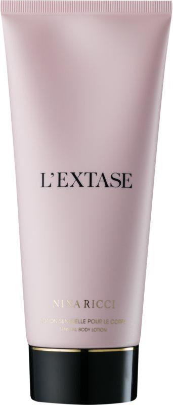 Nina Ricci L'Extase тоалетно мляко за тяло за жени 200 мл.