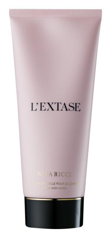 Nina Ricci L'Extase lotion corps pour femme 200 ml