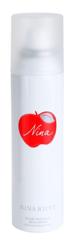 Nina Ricci Nina déo-spray pour femme 150 ml