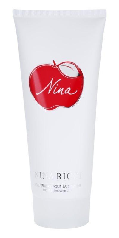 Nina Ricci Nina sprchový gél pre ženy 200 ml