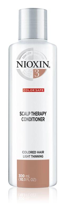 Nioxin System 3 vlažilni in hranilni balzam za lažje česanje las
