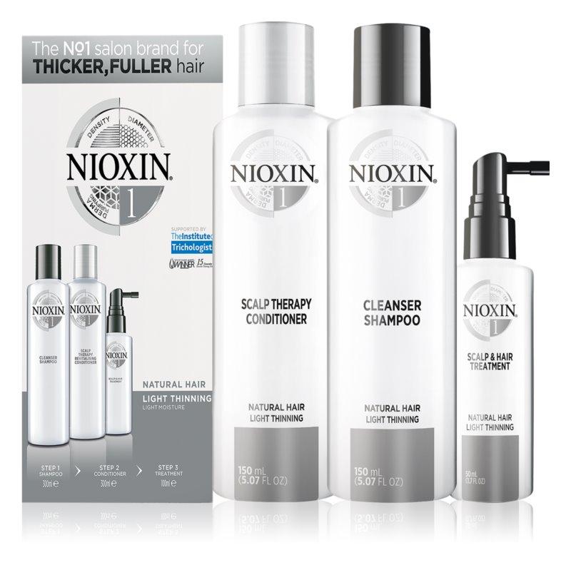 Nioxin System 1 косметичний набір