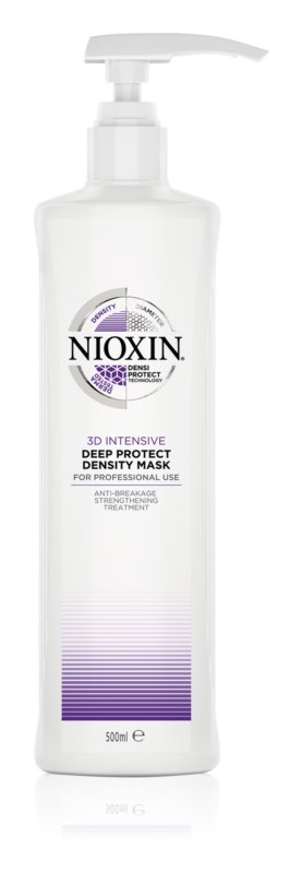 Nioxin Intensive Treatment Fortifying Mask For Damaged And Fragile Hair