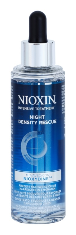 Nioxin Intensive Treatment Night Care For Thinning Hair