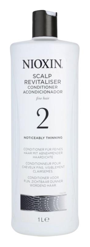 Nioxin System 2 кондиціонер для тонкого та рідкого волосся