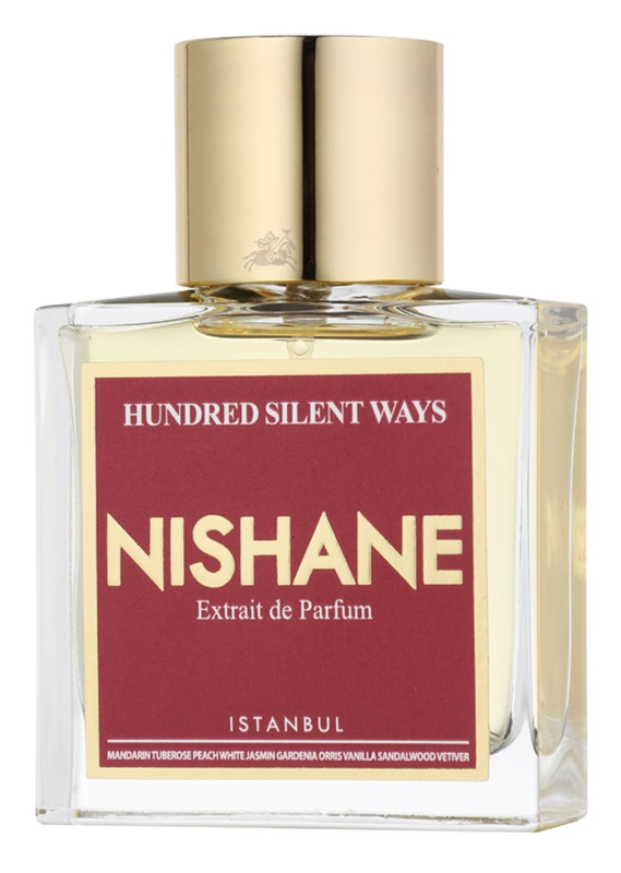 Nishane Hundred Silent Ways extract de parfum unisex 50 ml
