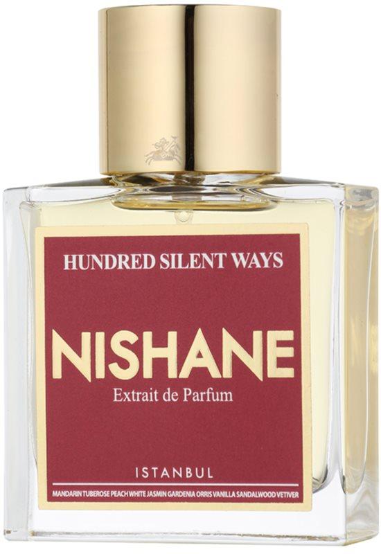 Nishane Hundred Silent Ways parfémový extrakt unisex 50 ml