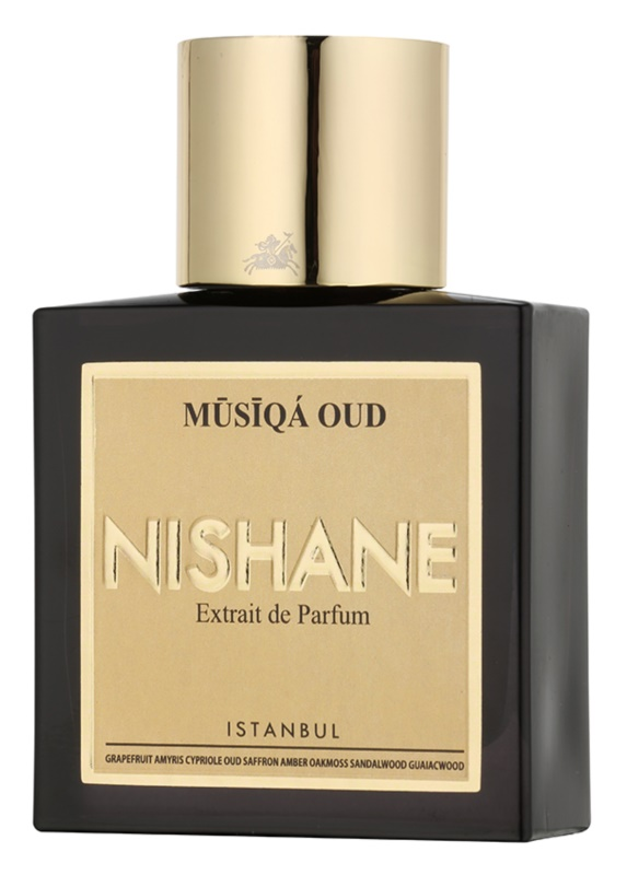Nishane Musiqa Oud parfüm kivonat unisex 50 ml