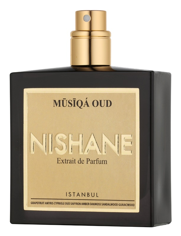 Nishane Musiqa Oud parfüm kivonat teszter unisex 50 ml