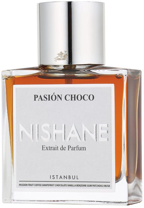 Nishane Pasión Choco ekstrakt perfum unisex 50 ml