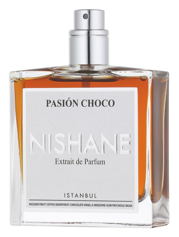 Nishane Pasión Choco parfüm kivonat teszter unisex 50 ml