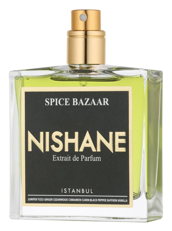 Nishane Spice Bazaar ekstrakt perfum tester unisex 50 ml