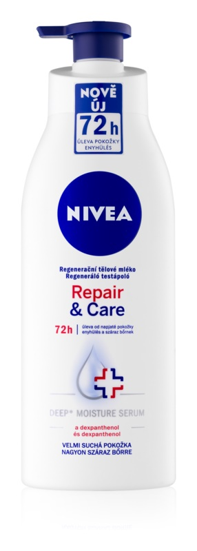 Nivea Repair & Care regeneračné telové mlieko pre extra suchú pokožku