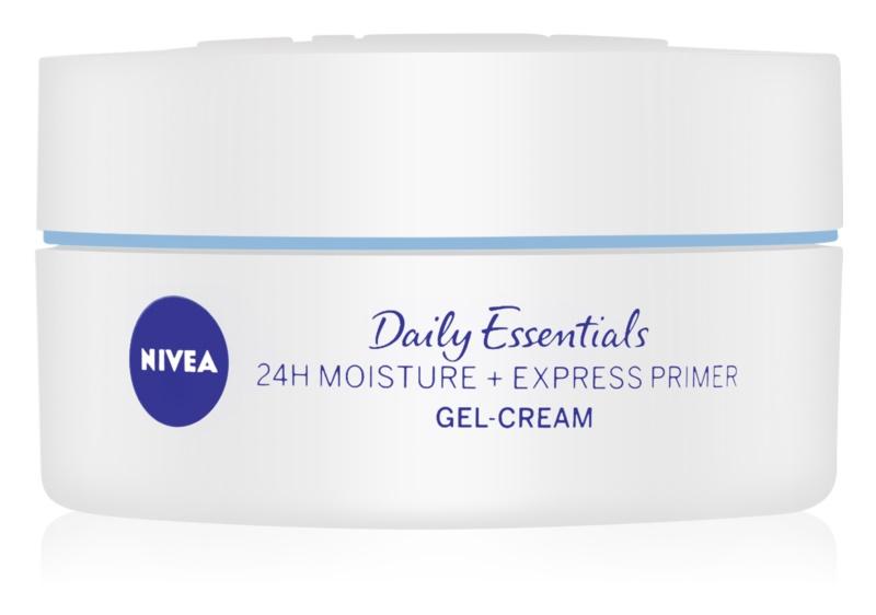 Nivea Essentials основа під макіяж для нормальної та змішаної шкіри