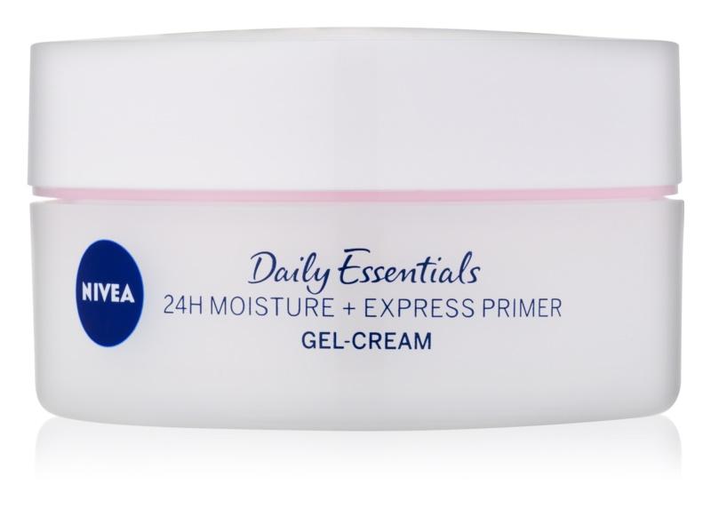 Nivea Make-up Starter base cremosa leve para pele seca a sensível