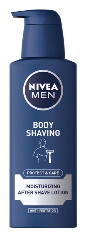 Nivea Men Protect & Care tělové mléko po holení