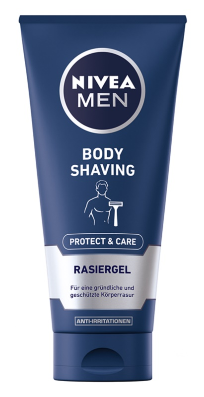 Nivea Men Protect & Care gél na holenie tela