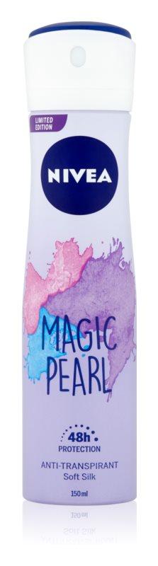 Nivea Magic Pearl antiperspirant ve spreji 48h