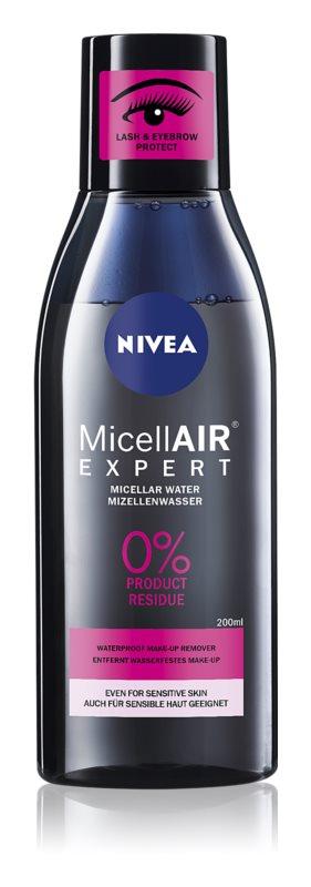 Nivea MicellAir  Expert dvoufázová micelární voda
