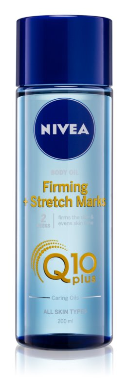 Nivea Q10 Plus Firming Body Oil