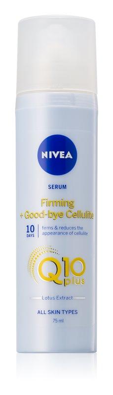 Nivea Q10 Plus ser pentru fermitate anti celulita