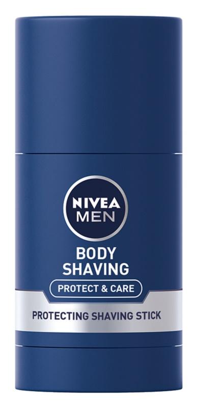 Nivea Men Protect & Care borotválkozó szappan a testre